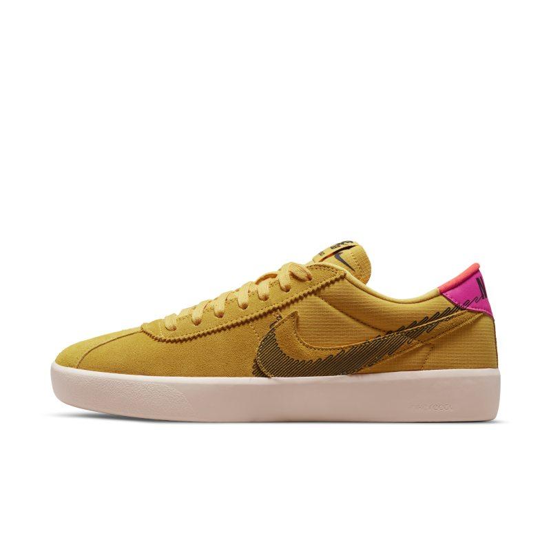 Nike SB Bruin React T Zapatillas de skateboard - Amarillo
