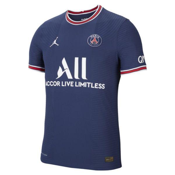 Primera equipación Match París Saint-Germain 2021/22 Camiseta de fútbol Nike Dri-FIT ADV - Hombre - Azul