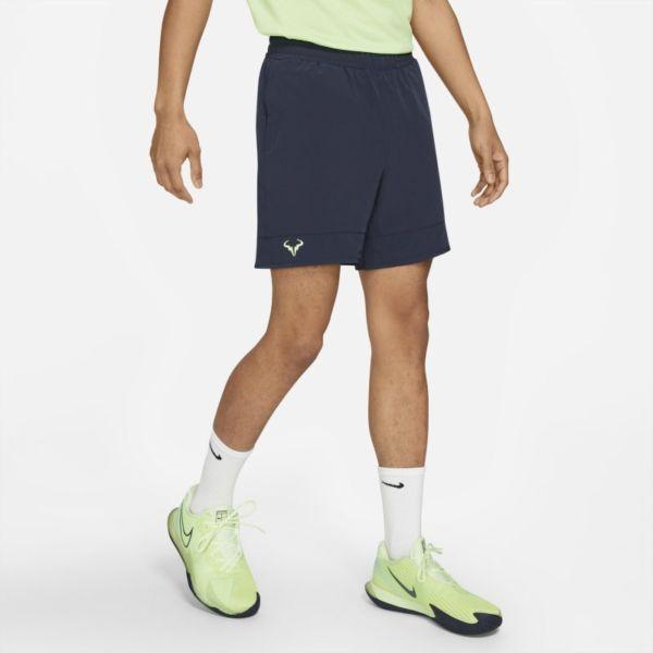 NikeCourt Dri-FIT ADV Rafa Pantalón corto de tenis - Hombre - Azul