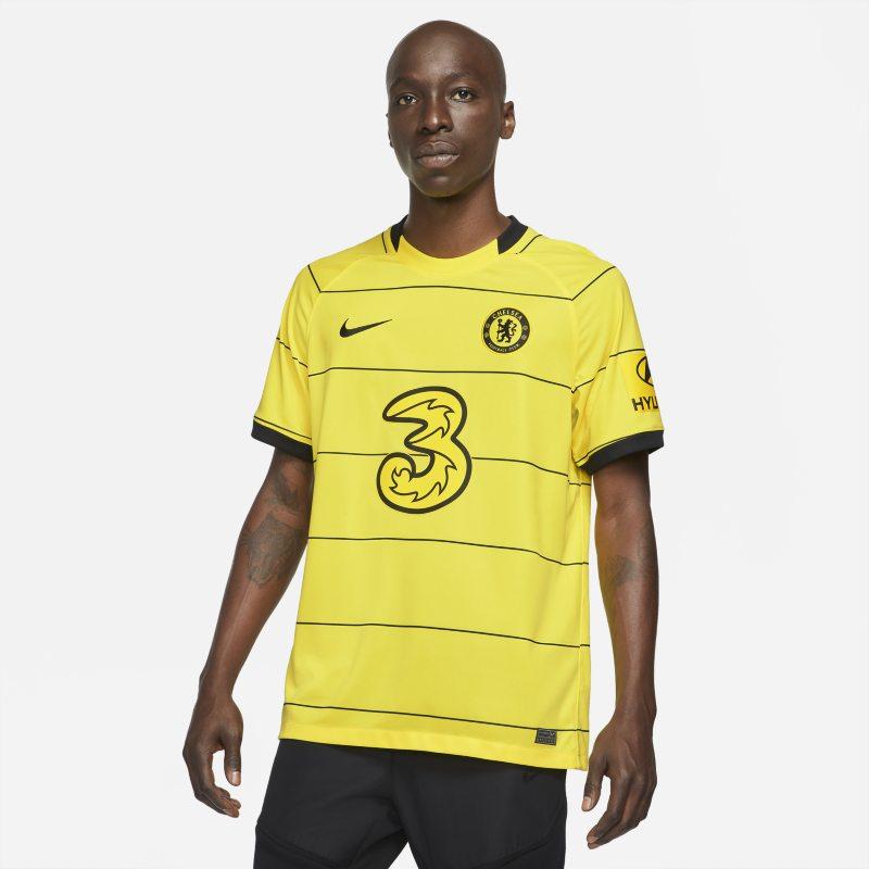 Segunda equipación Stadium Chelsea FC 2021/22 Camiseta de fútbol - Hombre - Amarillo
