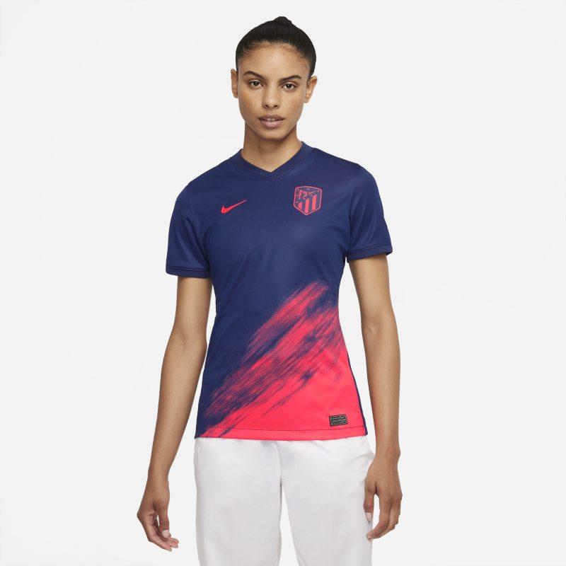 Segunda equipación Stadium Atlético de Madrid 2021/22 Camiseta de fútbol Nike Dri-FIT - Mujer - Azul