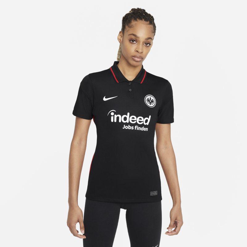 Primera equipación Stadium Eintracht de Fráncfort 2021/22 Camiseta de fútbol - Mujer - Negro