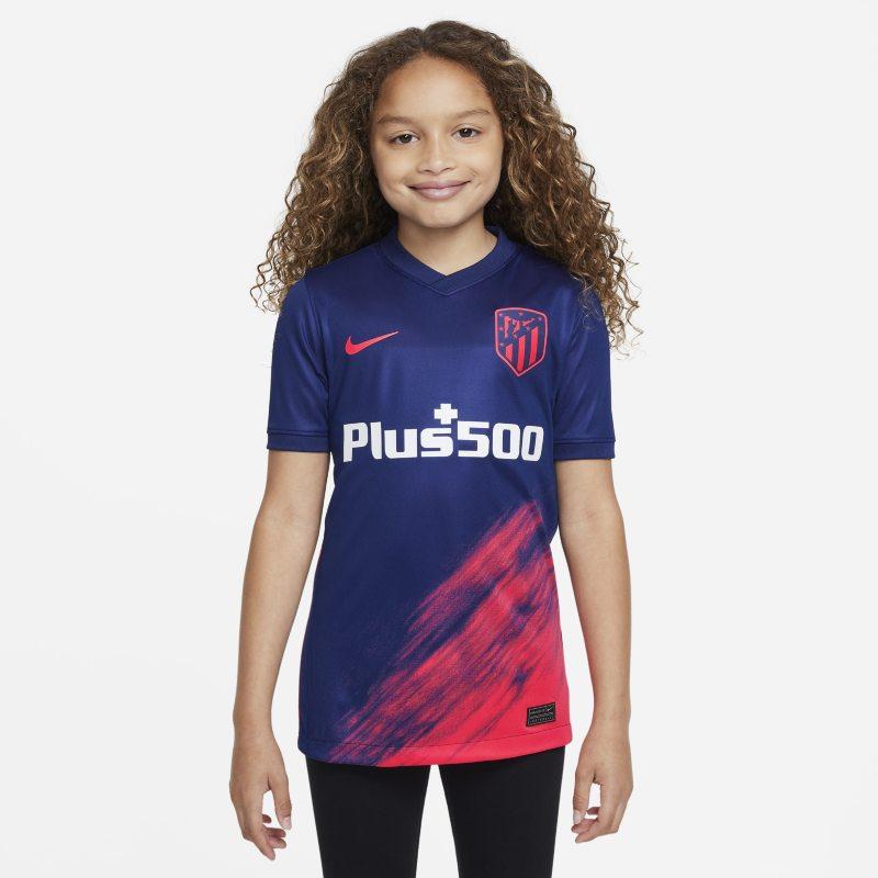 Segunda equipación Stadium Atlético de Madrid 2021/22 Camiseta de fútbol - Niño/a grande - Azul