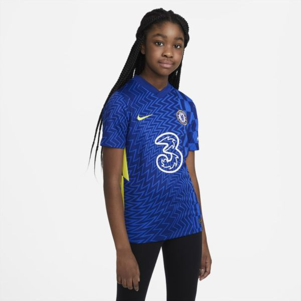 Primera equipación Stadium Chelsea FC 2021/22 Camiseta de fútbol - Niño/a - Azul