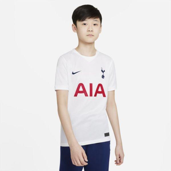Primera equipación Stadium Tottenham Hotspur 2021/22 Camiseta de fútbol - Niño/a - Blanco