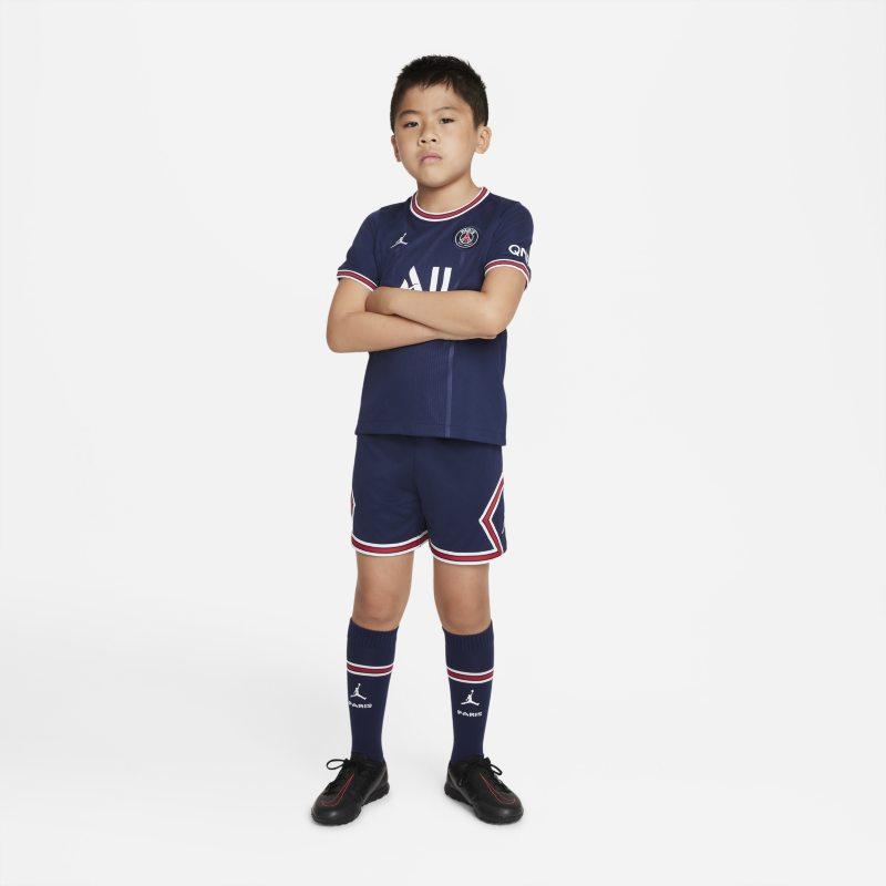 Primera equipación París Saint-Germain 2021/22 Equipación de fútbol - Niño/a pequeño/a - Azul