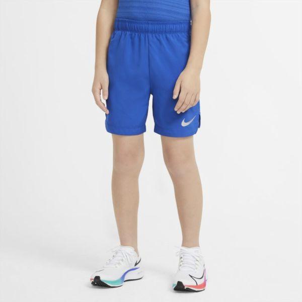 Nike Pantalón corto de entrenamiento - Niño - Azul