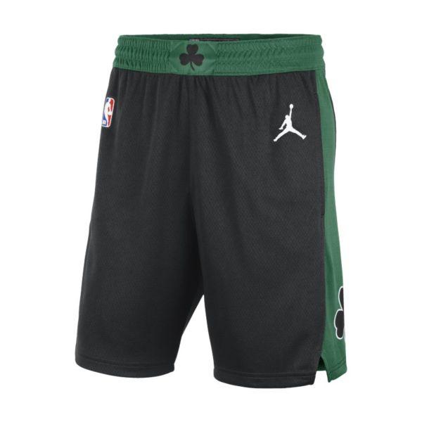 Celtics Statement Edition 2020 Pantalón corto Jordan NBA Swingman - Hombre - Negro