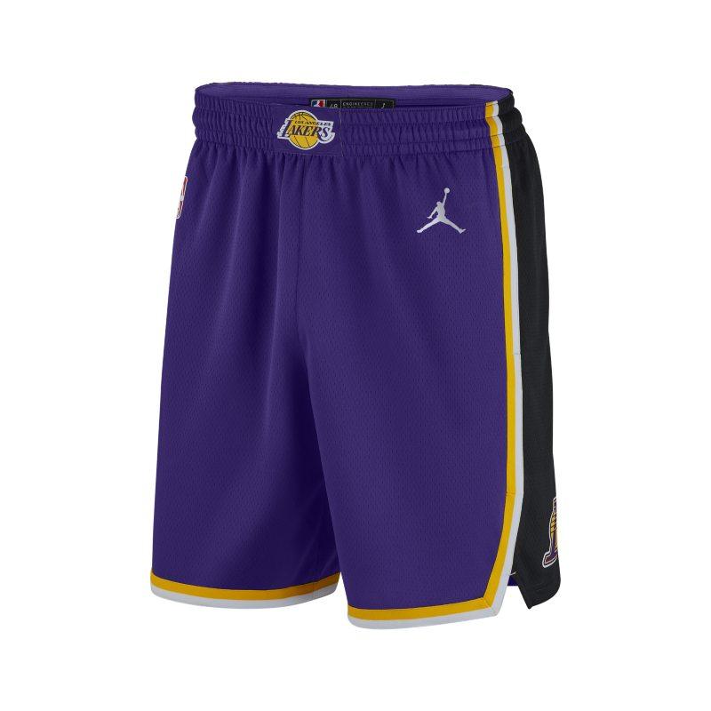 Lakers Statement Edition 2020 Pantalón corto Jordan NBA Swingman - Hombre - Morado