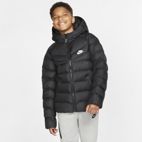 Nike Sportswear Chaqueta - Niño/a - Negro