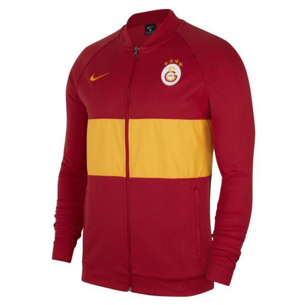 Galatasaray Chaqueta deportiva de fútbol con cremallera completa - Hombre - Rojo