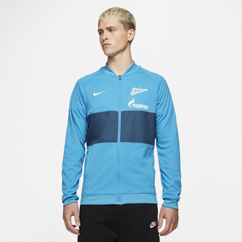 The Nike Polo Zenit de San Petersburgo Polo de ajuste entallado - Hombre - Azul