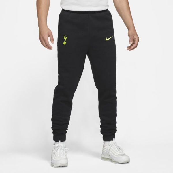 Tottenham Hotspur Pantalón de fútbol de tejido Fleece - Hombre - Negro