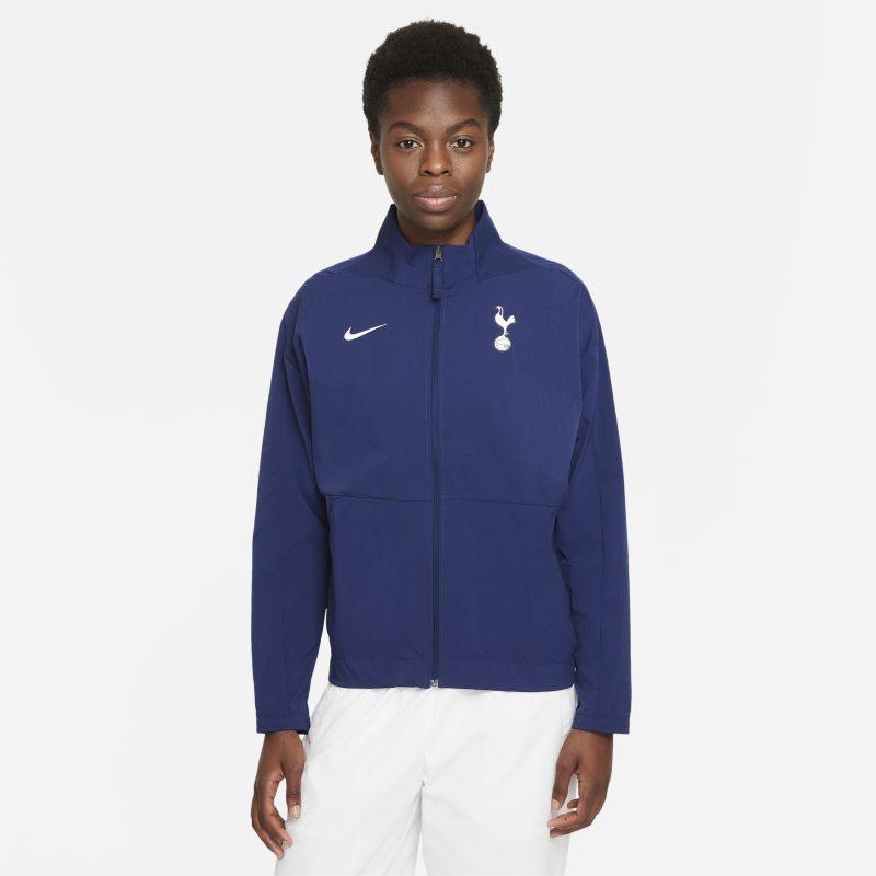 Tottenham Hotspur Chaqueta de fútbol Nike Dri-FIT - Mujer - Azul
