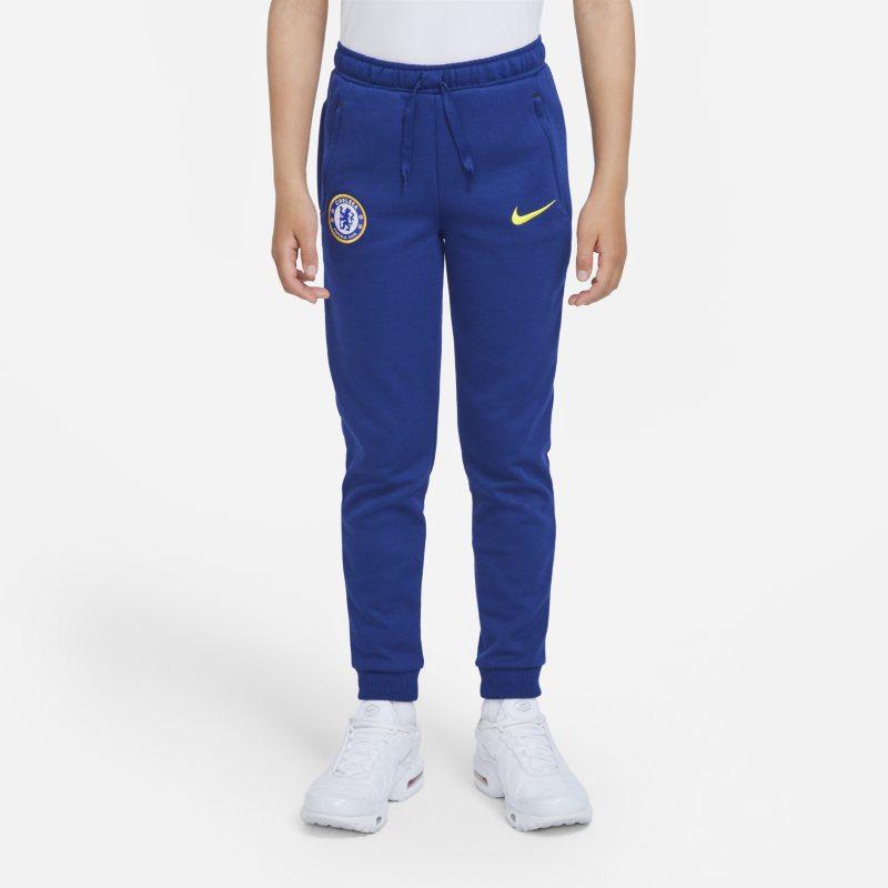 Chelsea FC Pantalón de fútbol Nike Dri-FIT - Niño/a - Azul