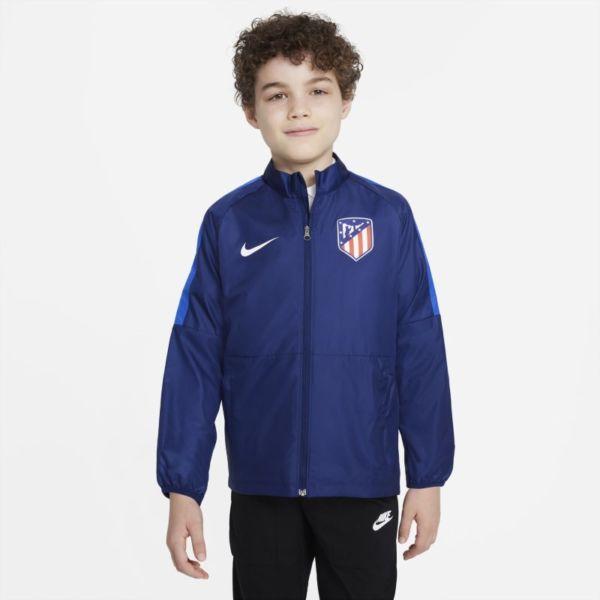 Atlético Madrid Repel Academy AWF Chaqueta de fútbol - Niño/a - Azul