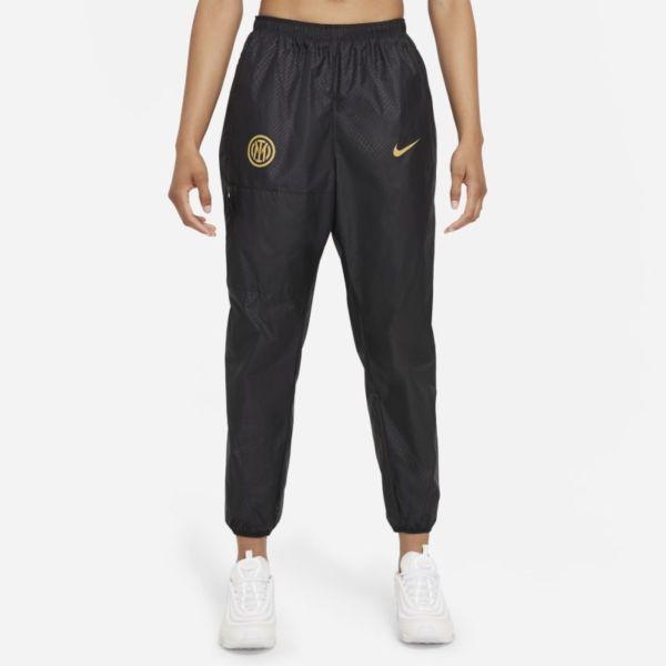 Inter de Milán Pantalón de fútbol Nike Dri-FIT - Mujer - Negro