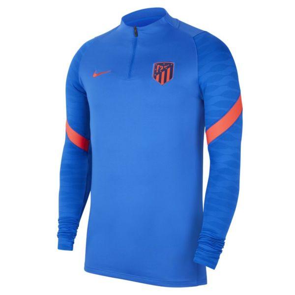 Atlético Madrid Strike Camiseta de entrenamiento de fútbol Nike Dri-FIT - Hombre - Azul