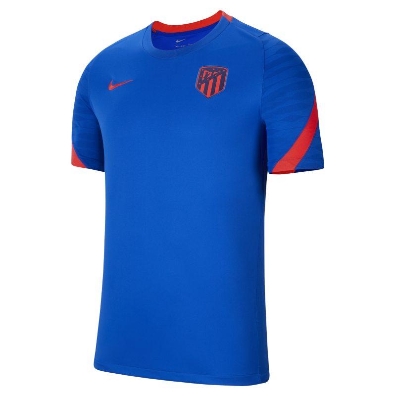 Atlético de Madrid Strike Camiseta de fútbol de manga corta - Hombre - Azul