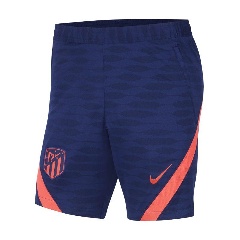 Atlético Madrid Strike Pantalón corto de fútbol Nike Dri-FIT - Hombre - Azul