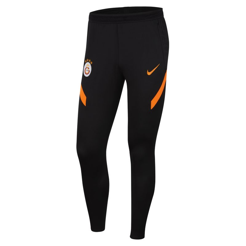 Galatasaray Strike Pantalón de fútbol de tejido Knit Nike Dri-FIT - Hombre - Negro