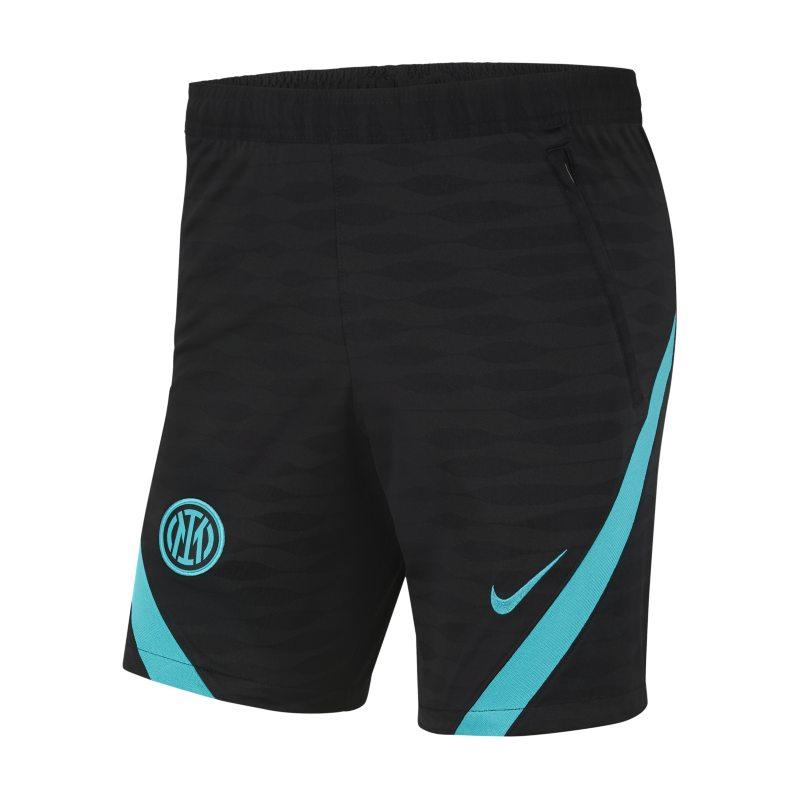 Strike Inter de Milán Pantalón corto de fútbol Nike Dri-FIT - Hombre - Negro