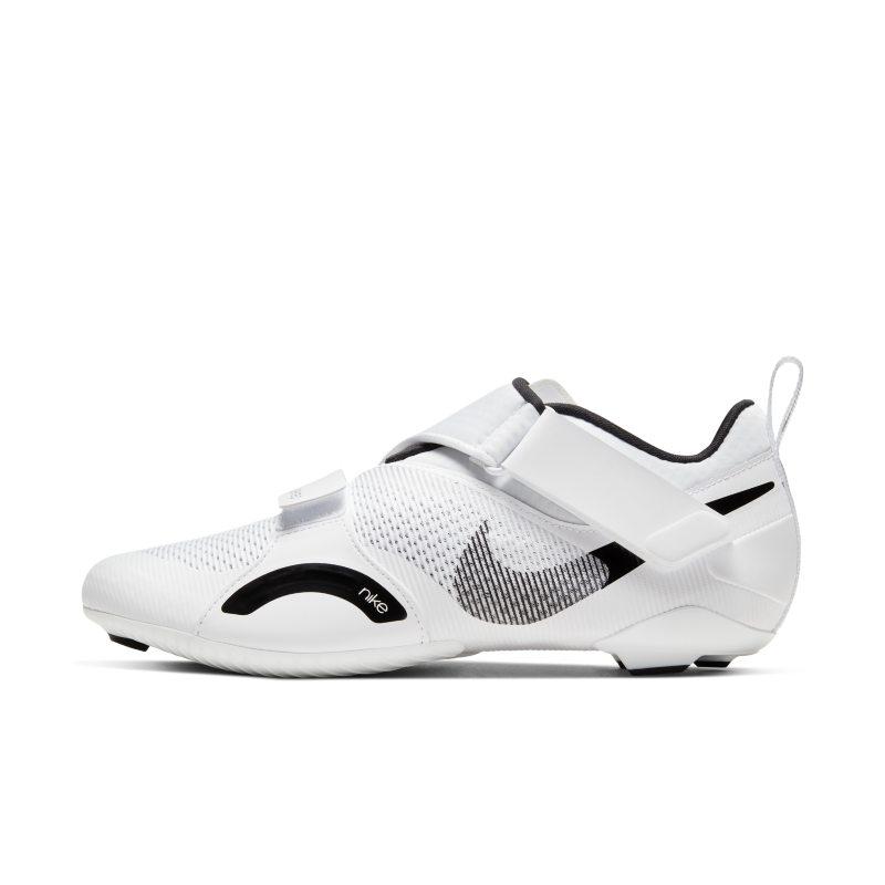 Nike SuperRep Cycle Zapatillas de ciclismo en pista cubierta - Hombre - Blanco
