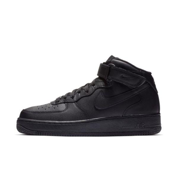 Nike Air Force 1 Mid '07 Zapatillas - Hombre - Negro