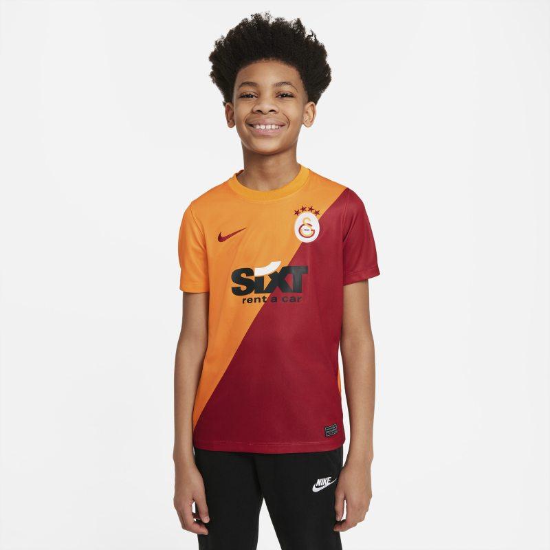 Primera equipación Galatasaray Camiseta de fútbol de manga corta - Niño/a - Naranja