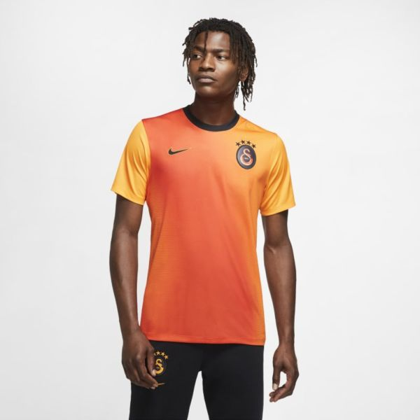 Tercera equipación Galatasaray 2020/21 Camiseta de fútbol de manga corta - Hombre - Naranja