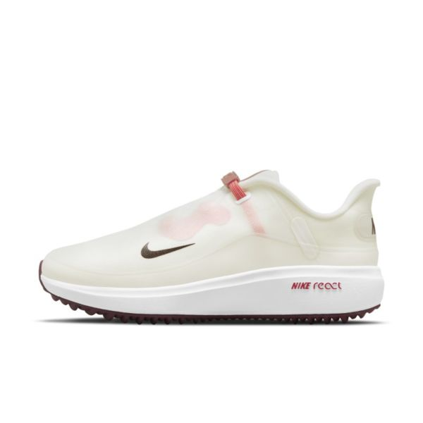 Nike React Ace Tour Zapatillas de golf - Mujer - Gris