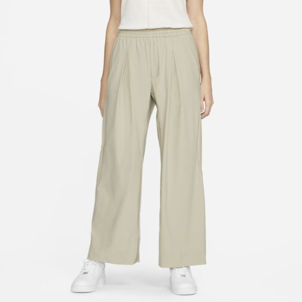 Nike ESC Pantalón ceñido con cremalleras - Mujer - Marrón
