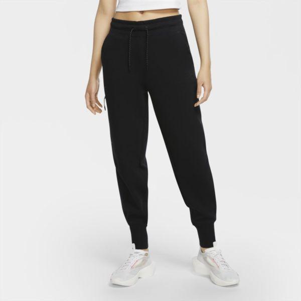 Nike Sportswear Tech Fleece Pantalón - Mujer - Negro