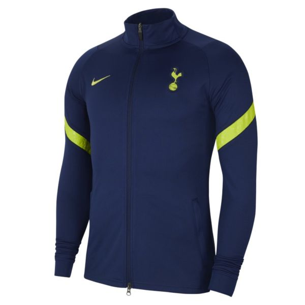 Tottenham Hotspur Strike Chaqueta deportiva de fútbol de tejido Knit Nike Dri-FIT - Hombre - Azul