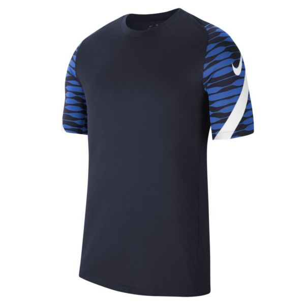 Nike Dri-FIT Strike Camiseta de fútbol de manga corta - Hombre - Azul