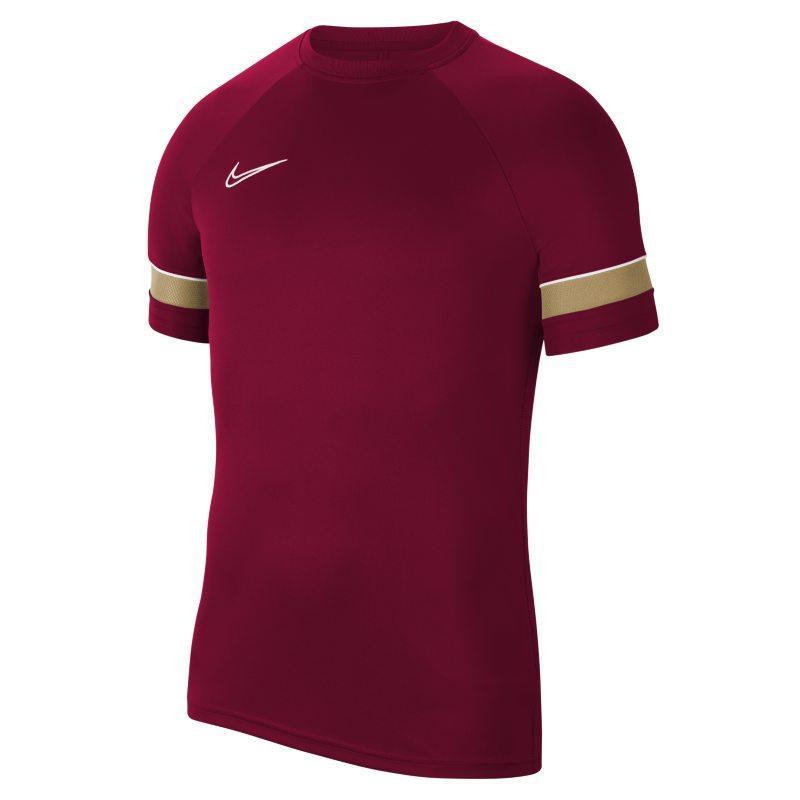 Nike Dri-FIT Academy Camiseta de fútbol de manga corta - Hombre - Rojo