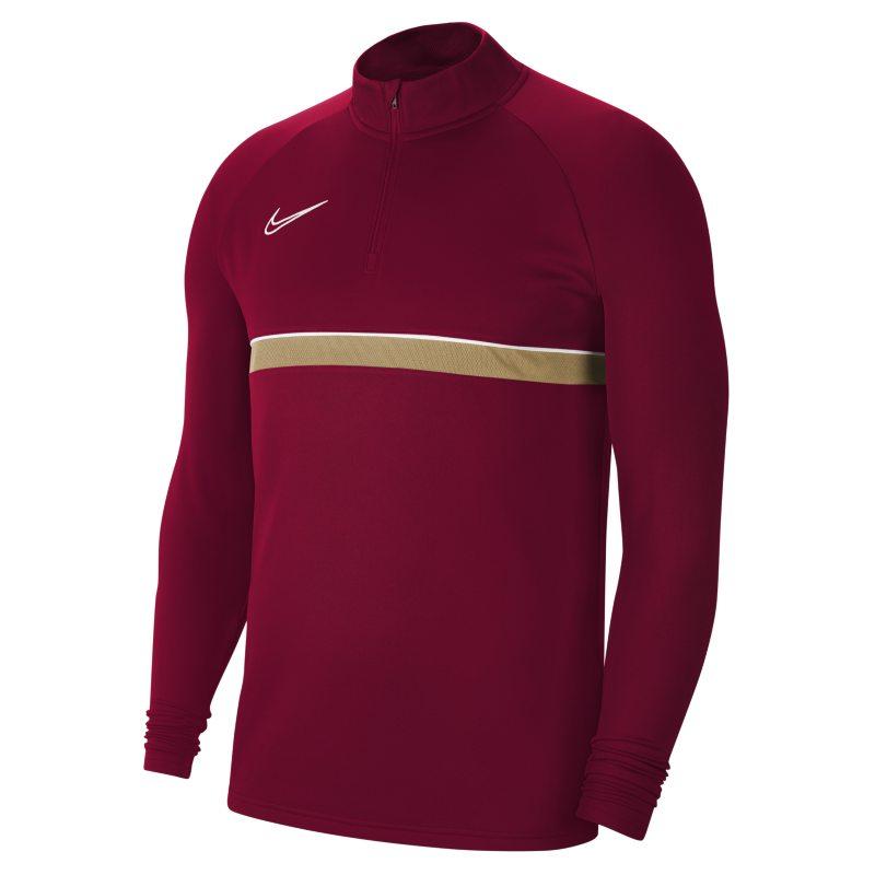 Nike Dri-FIT Academy Camiseta de fútbol de entrenamiento - Hombre - Rojo