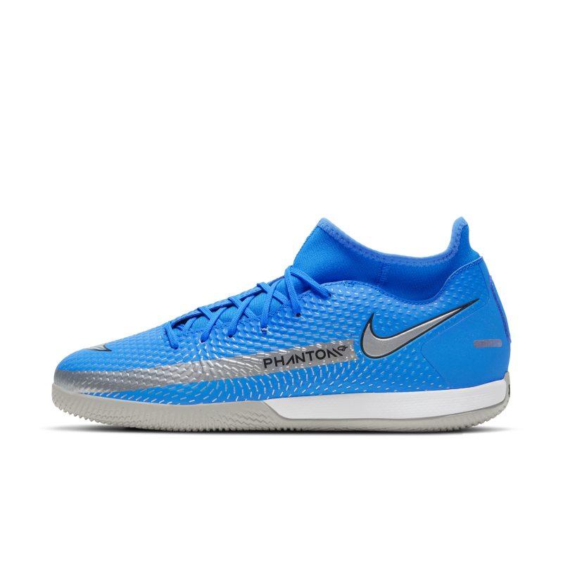 Nike Phantom GT Academy Dynamic Fit IC Botas de fútbol sala - Azul