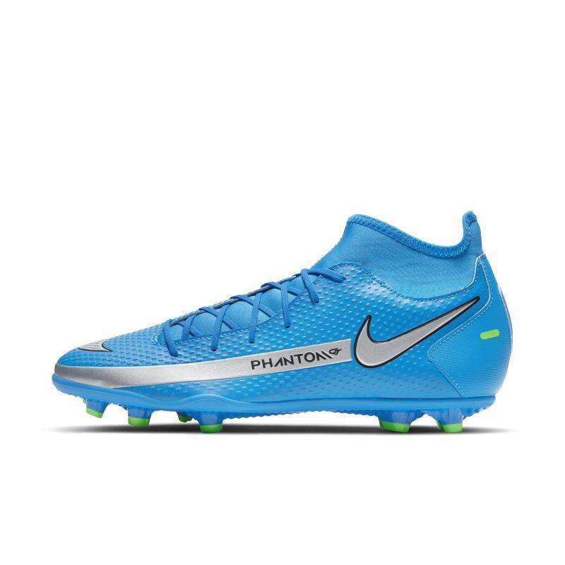 Nike Phantom GT Club Dynamic Fit MG Botas de fútbol para múltiples superficies - Azul