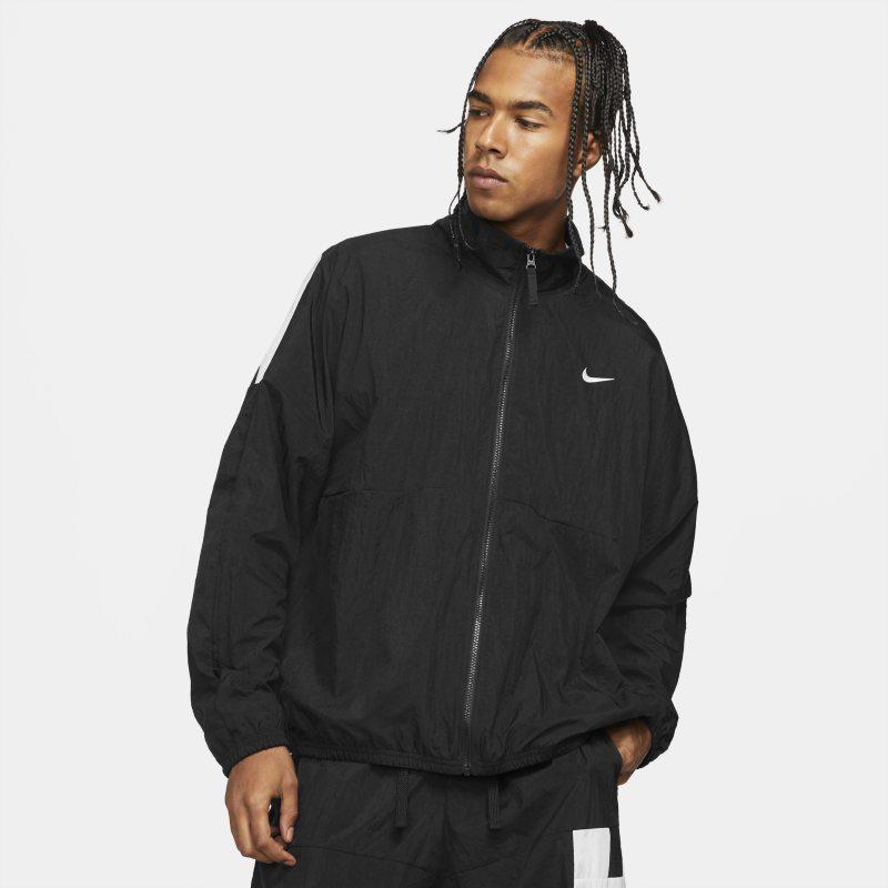 Nike Chaqueta de baloncesto - Hombre - Negro