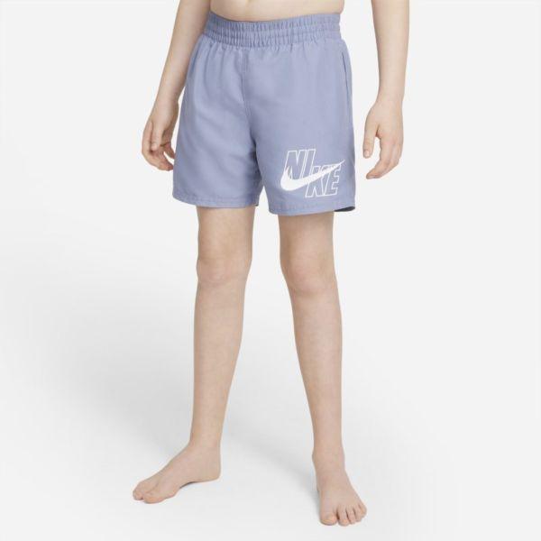 Nike Lap 4 Bañador - Niño - Gris