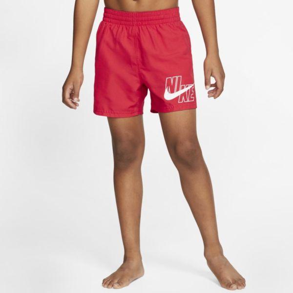 Nike Lap 4 Bañador - Niño - Rojo