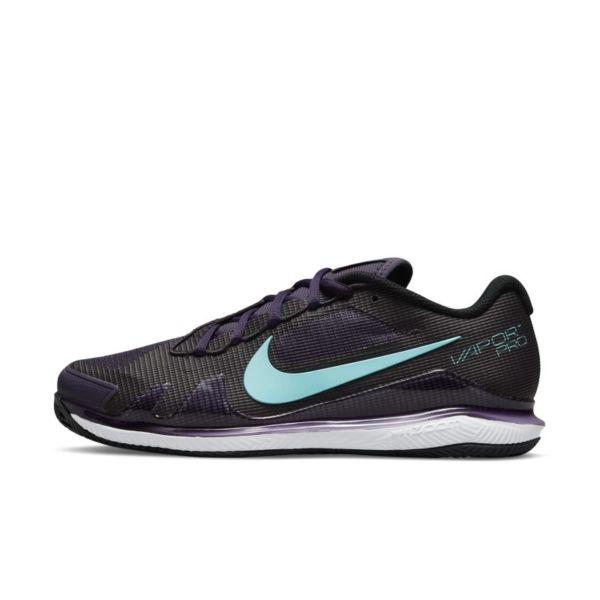 NikeCourt Air Zoom Vapor Pro Zapatillas de tenis para tierra batida - Mujer - Morado