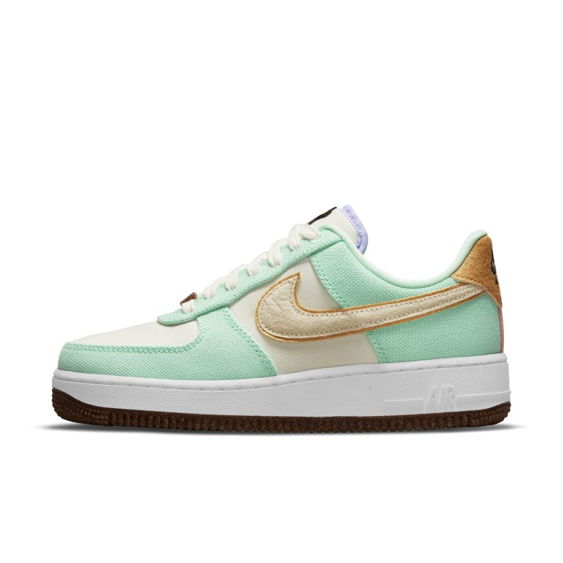 Nike Air Force 1 '07 LX Zapatillas - Mujer - Verde