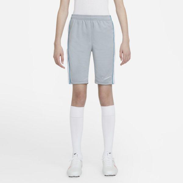 Nike Dri-FIT Academy Pantalón corto de fútbol - Niño/a - Gris