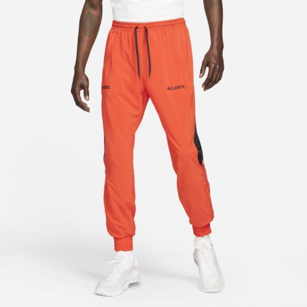 Nike F.C. Pantalón deportivo de tejido Woven de fútbol - Hombre - Rojo
