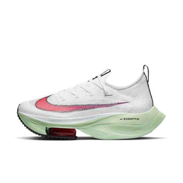 Nike Air Zoom Alphafly NEXT% Zapatillas de competición - Mujer - Blanco