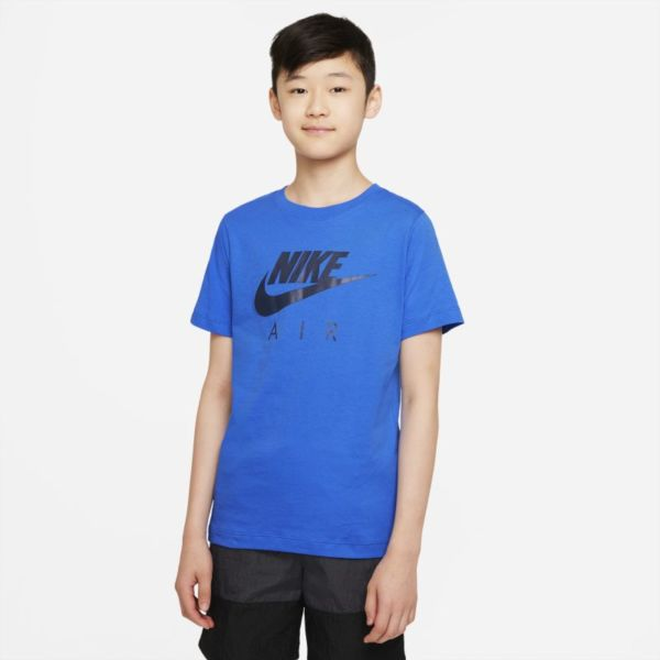 Nike Air Camiseta - Niño - Azul