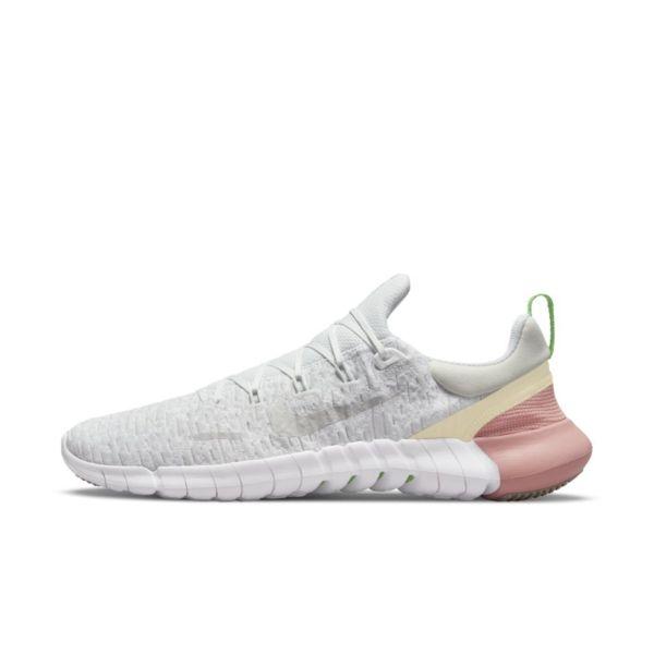 Nike Free Run 5.0 Zapatillas de running - Hombre - Blanco