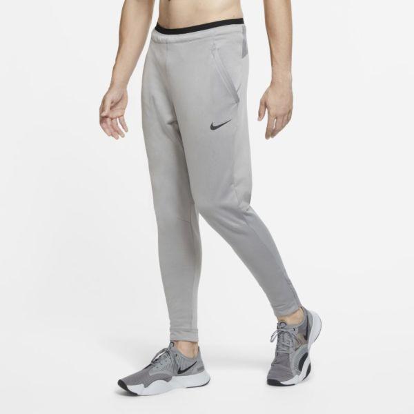 Nike Pro Pantalón de tejido Fleece - Hombre - Gris